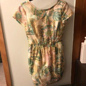 Shiny fun dress
